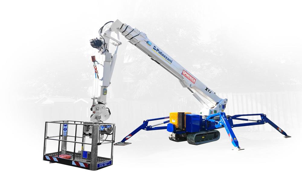 boom lifts XTJ 105