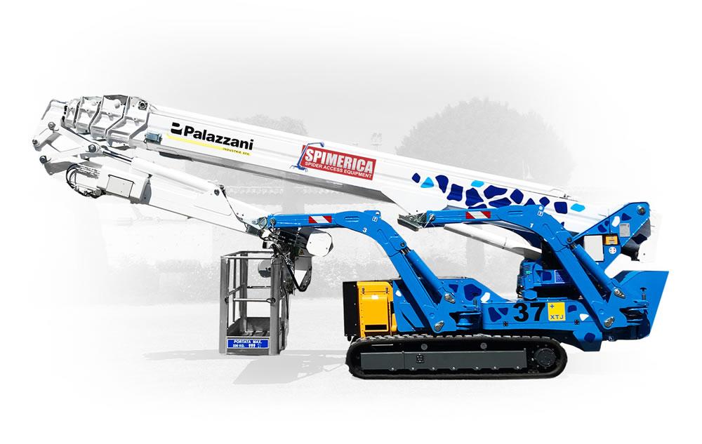 boom lifts XTJ 121