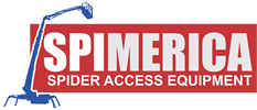 Spimerica spider lifts Logo